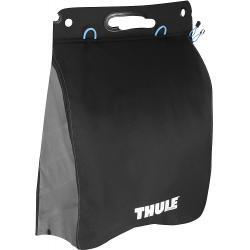 Závěsný botník Thule, černá/šedá