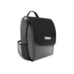 Závěsná toaletní taška/organizérThule, černá/šedá