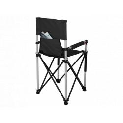 fde2019951842 Dětská kempingová jídelní židle Petit Jr.černá